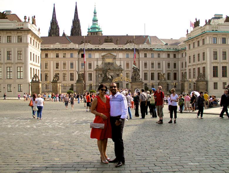 Schwarzenberg Palace Prague